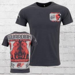 Yakuza Premium T-Shirt Herren Neighborhood Kingz anthrazit