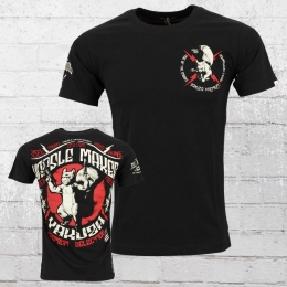 Yakuza Premium T-Shirt Männer Hassle Maker schwarz