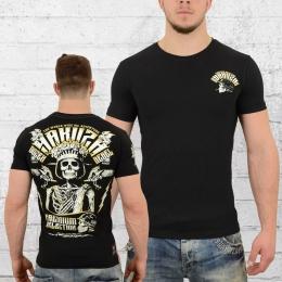 Yakuza Premium Männer T-Shirt Skull King schwarz
