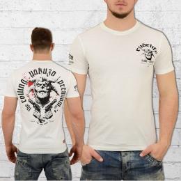 Yakuza Premium Männer T-Shirt The Rolling weiss