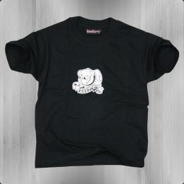 Hoolikid T-Shirt Spike schwarz von Hooligan