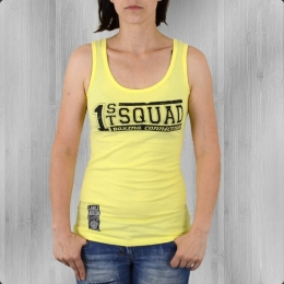 Label 23 Damen Tank Top 1st Squad citro