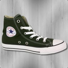 Converse Chucks Kinder Schuhe CT AS Hi 332306C kombu green