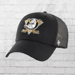 47 Brand Anaheim Ducks Trucker Cap schwarz