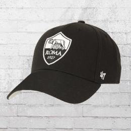 47 Brand Baseball Cap Roma Wappen schwarz