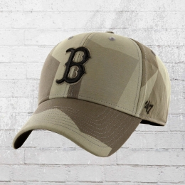 47 Brand Boston Red Sox Cap Countershade camouflage