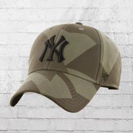 47 Brand Cap NY Yankees Countershade camo