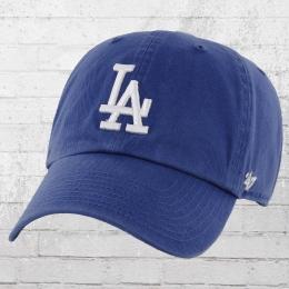 47 Brand MLB Kappe LA Dodgers Curved Cap blau