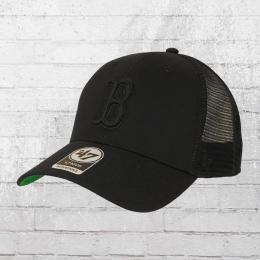 47 Brand MLB Trucker Cap Boston Red Sox schwarz