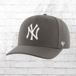 47 Brands Baseball Cap NY Yankees Cold Zone grau