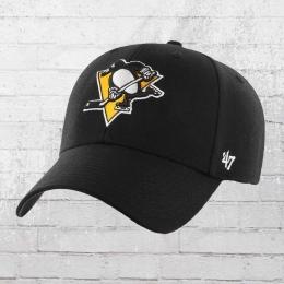 47 Brands Cap NHL Pittsburgh Penguins schwarz