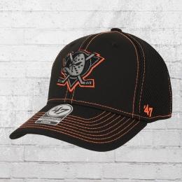 47 Brands Mesh Cap Anaheim Ducks schwarz