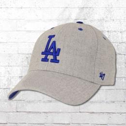 47 Brands MLB Kappe LA Dodgers Cap grau