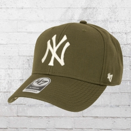 47 Brands MVP Snapback New York Yankees Cap oliv