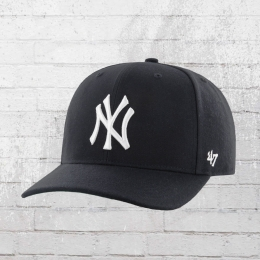 47 Brands New York Baseball Cap NY Yankees blau