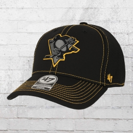 47 Brands Pittsburgh Penguins Mesh Cap schwarz
