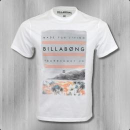 Billabong Herren T-Shirt Agent weiss