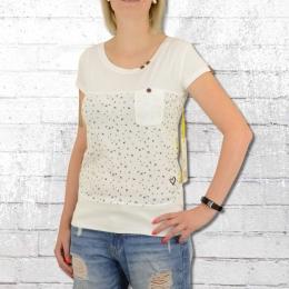 Alife and Kickin Damen T-Shirt Cora A weiss