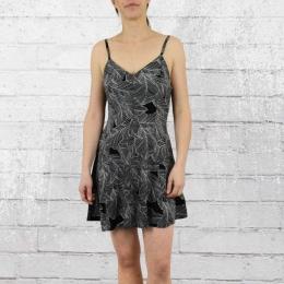 All About Eve Mini Kleid Fern schwarz weiss