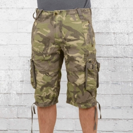 Alpha Industries Cargo Short Terminal C woodland