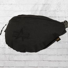Alpha Industries Gürteltasche Waist Bag schwarz
