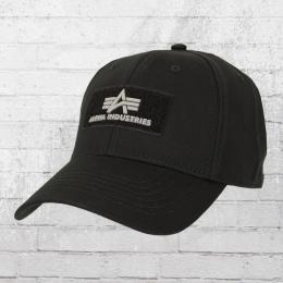 Alpha Industries Kappe VLC II Cap schwarz