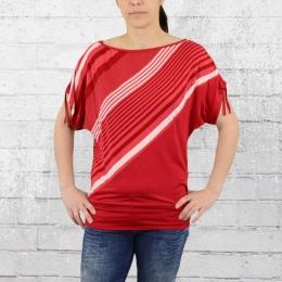 ATO Berlin Damen T-Shirt Mona rot