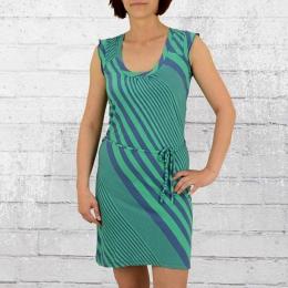 ATO Frauen Kleid Rosamunde blau grün