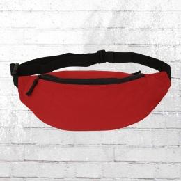 Bag Base Bauchtasche rot