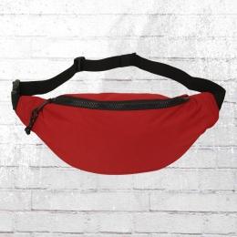Bag Base Gürteltasche Recylcled Waistpack rot