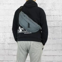 Bag Base Oversize Gürteltasche Rucksack grau