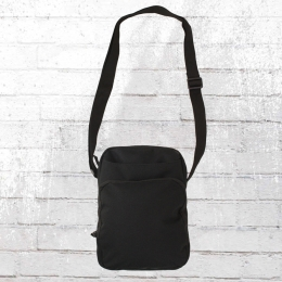 Bag Base Schultertasche schwarz