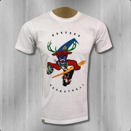 K1X Herren T-Shirt Bastard Tee white