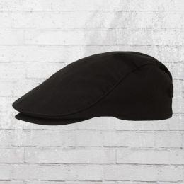 Beechfield Ivy Cap Gatsby Kappe schwarz