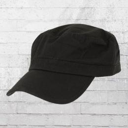 Beechfield Kappe Army Cap Top Gun Curved black