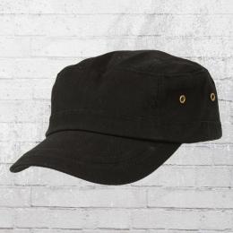 Beechfield Kappe Urban Army Cap schwarz