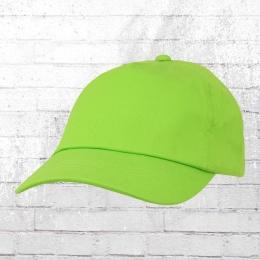 Beechfield Kinder Cap grün