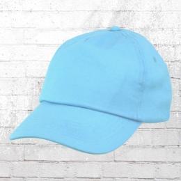 Beechfield Kinder Cap surf blue