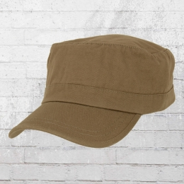 Beechfield Mütze Army Cap Top Gun Curved oliv