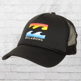 Billabong Amped Trucker Cap Hat schwarz