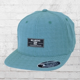 Billabong Cap Snapback Submersible 110 Flexfit blau