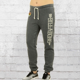 Billabong Damen Jogginghose Been Waiting vintage grau