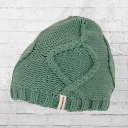 Billabong Damen Mütze Gefüttert Free Mind Beanie blass grün