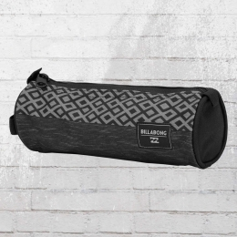 Billabong Federtasche Barrel Pencil Case Stifttasche grau schwarz
