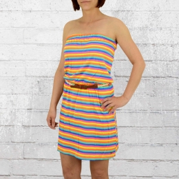 Billabong Frauen Bandeau Kleid Amed multicolour