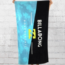 Billabong Handtuch Slash Towel Large Strandtuch schwarz blau