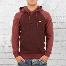 Billabong Herren Kapuzen-Sweater Balance weinrot