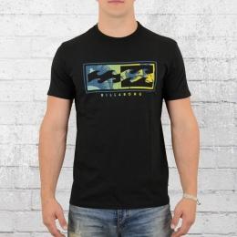 Billabong Herren T-Shirt Inverse Tee schwarz