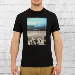 Billabong Herren T-Shirt Memories schwarz