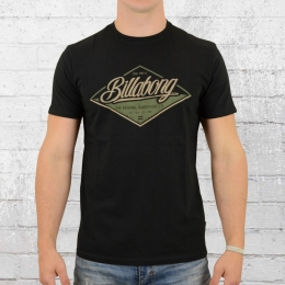 Billabong Herren T-Shirt T Street schwarz